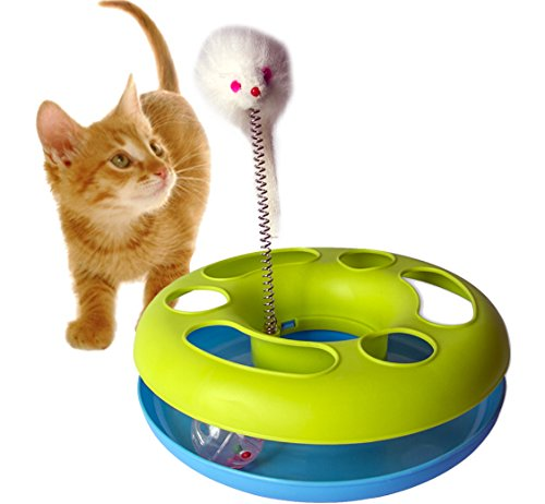 Best Toys For Cat Exercise