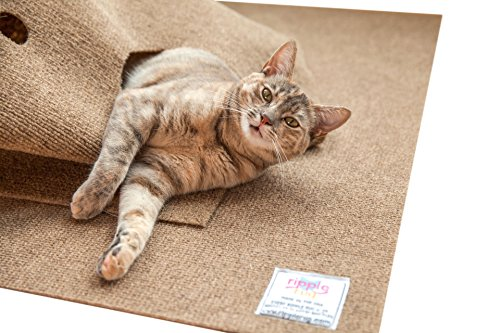 Snugglycat The Ripple Rug Made In Usa Cat Activity