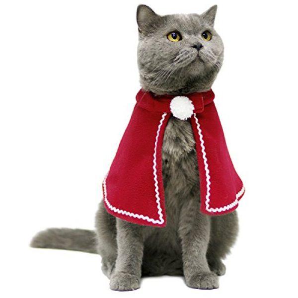 Fabulous Christmas Cat Hat, Legendog Handmade Knit Pet Hat Cute Lovely Xmas  DK17
